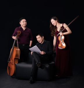 【上交室内乐5】印象钢琴三重奏演绎贝多芬与舒曼