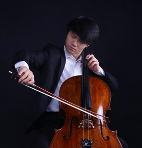 陈亦柏大提琴独奏音乐会