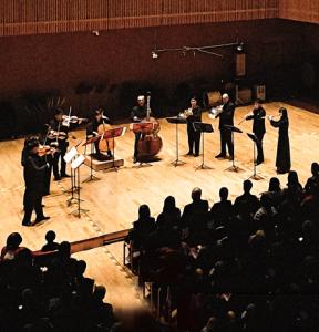 上海乐队学院柏林爱乐夏隆教学期室内乐音乐会
